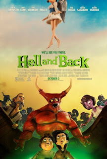 Sinopsis Film Movie Hell and Back (2015)