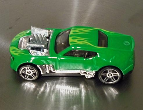 Green Rims on Flash On The Pan The Frying Pan It S Hot Wheels Twinduction In Green