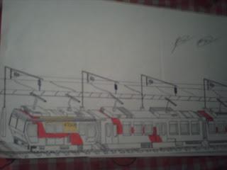 Trem (desenho arquitetônico)