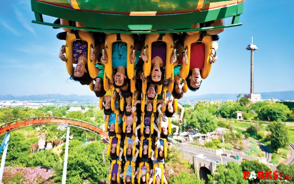 Parks trip portaventura - Parc d attraction espagne port aventura ...