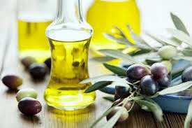 Eliminate wrinkles using olive oil