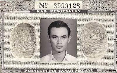 kad%2Bpengenalan%2B5 Sejarah Kad Pengenalan Malaysia