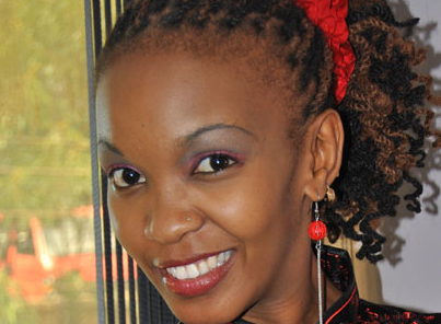 Nyambane and Linda Muthama http://www.qudosinternational.com/2012/11/cecilia-mwangi-admits-being-second-wife.html