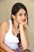 Sheena shahabadi Glam Pics in White Top-thumbnail-10