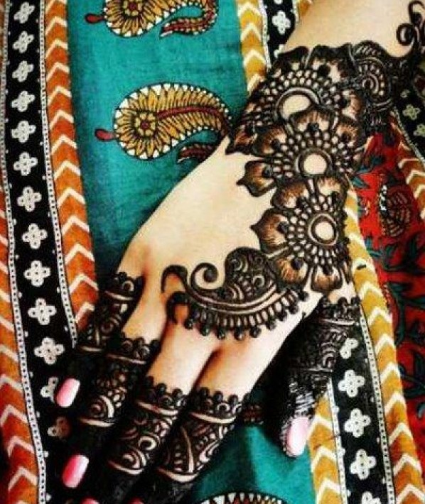 Arabian Mehndi Style : Top arabic mehndi designs wallpapers pictures