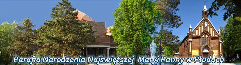 Parafia Narodzenia Najświętszej Maryi Panny w Płudach