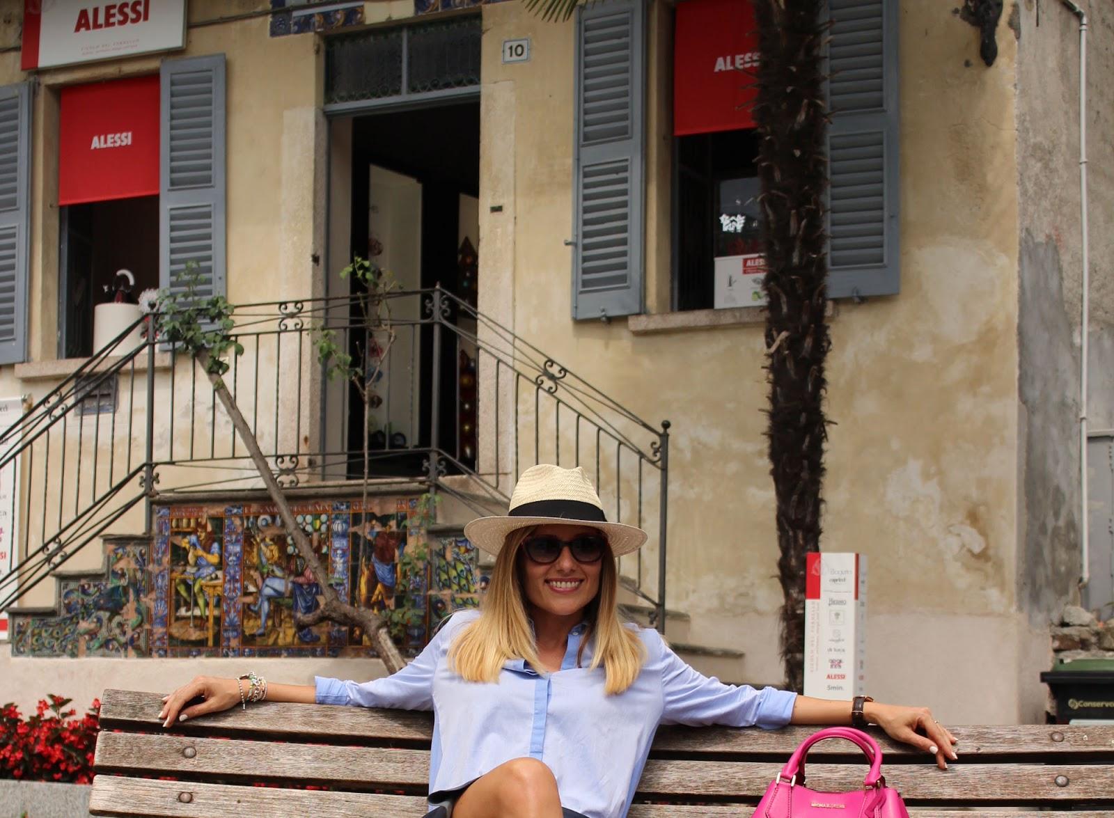 Eniwhere Fashion - Vicolo del Fornello - Isola Bella - Alessi