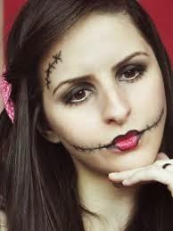 make feminina para hallowen