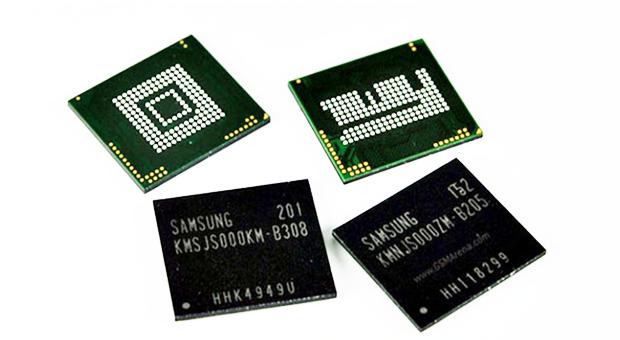 Samsung: Lo nuevo vendra con 4GB de RAM