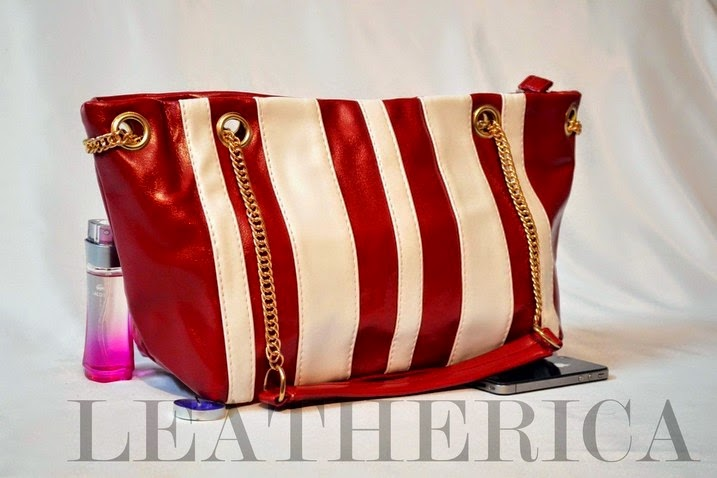 Latest Leather Hand Bags Fashion 2014