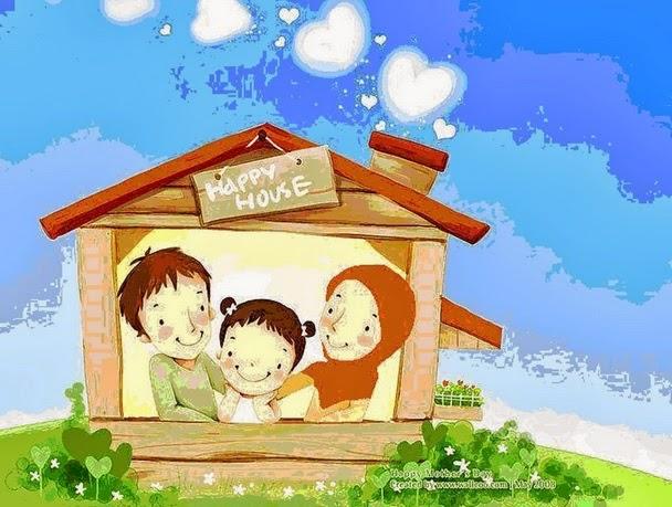 keluarga sakinah mawaddah warrahmah