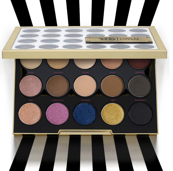 Urban Decay and Gwen Stefani