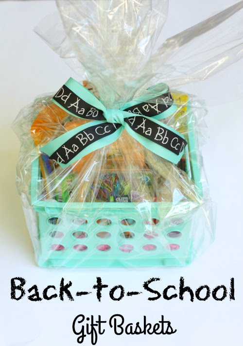 Magnolia mamas back to school teacher gift baskets they love the idea of taking gifts to their teachers so it gets them really excited about school starting back negle Image collections
