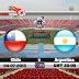 مشاهدة مباراة الأرجنتين وتشيلي بث مباشر نهائي كوبا أمريكا Argentina vs Chile