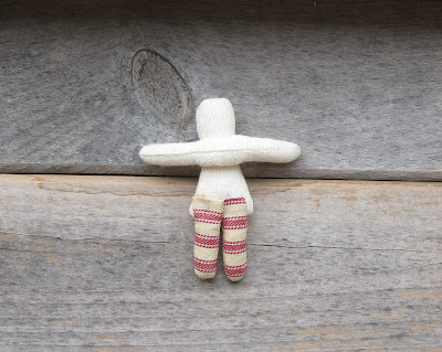 Rag doll ornaments 2