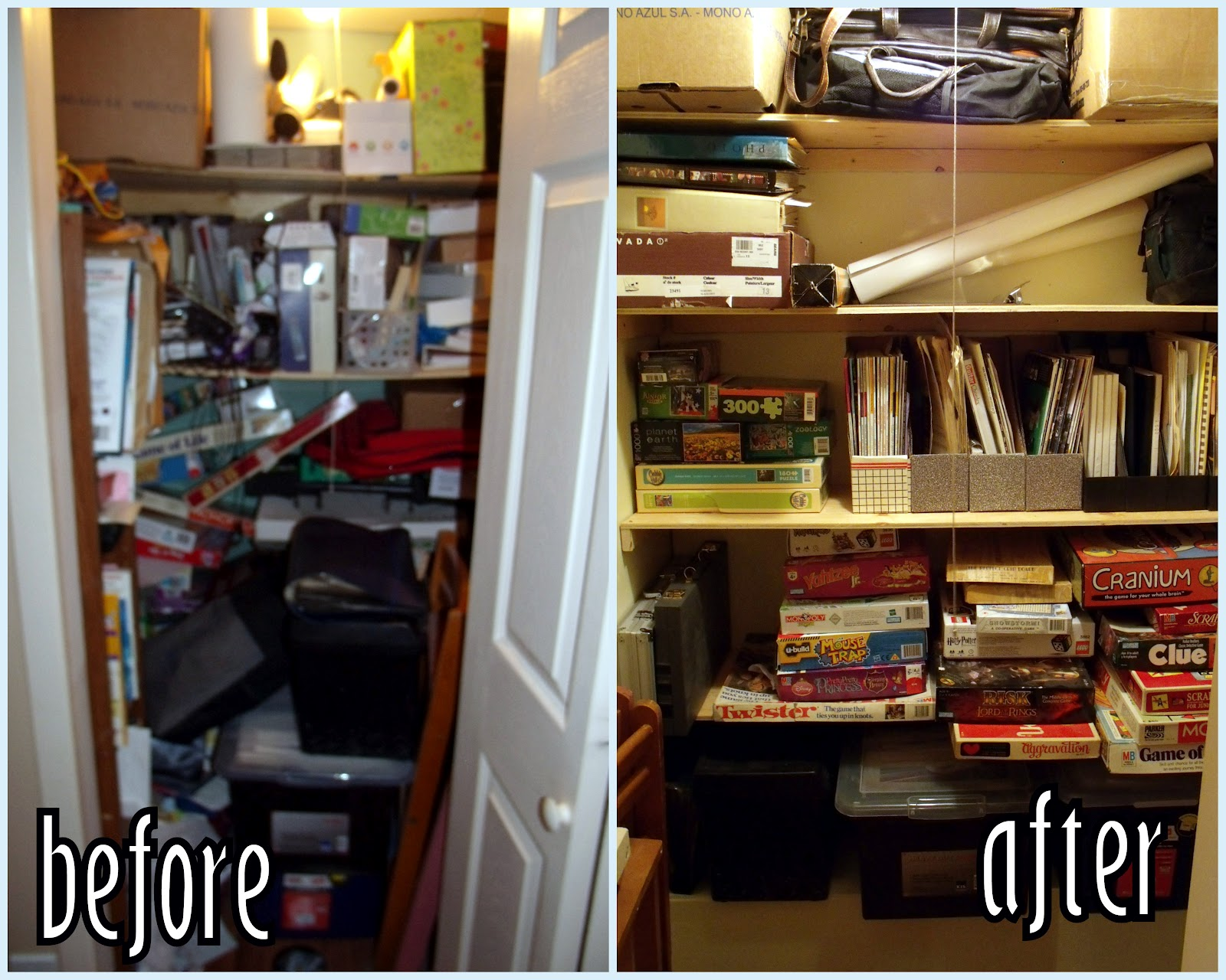 Organizing: Another Real Reason To Get Organized   Health