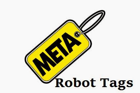 Meta Robot Tags