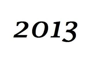 Mes finances personnelles en 2013