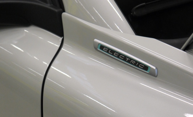 C30 electric badge