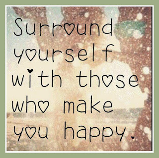 Surround yourself with those who make you better