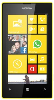 Nokia Lumnia 520 Windows 8