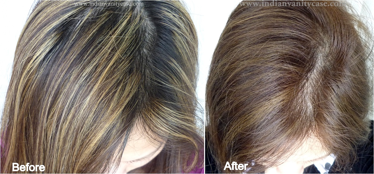 Fixing A Bad Hair Coloring Job