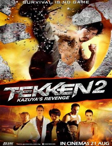 Ver Tekken 2: Revenge Of Kazuya (2014) Online