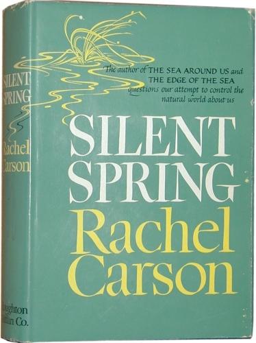 RACHELS-CARSON OF TODAY: 'FRACKING RACHEL CARSON' 50th