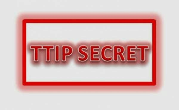 List of documents #TTIP exchanged with Member States and European Parliament/INTA committee