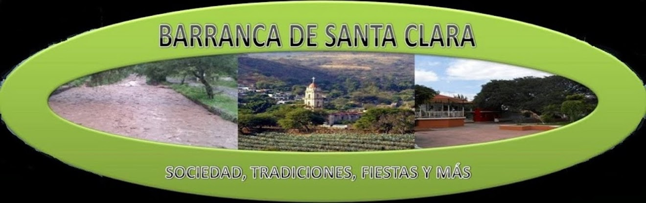 BARRANCA DE SANTA CLARA