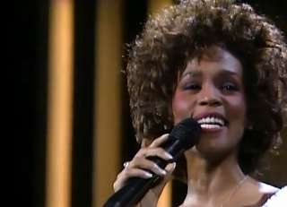 musica de los 80 whitney houston one moment in time
