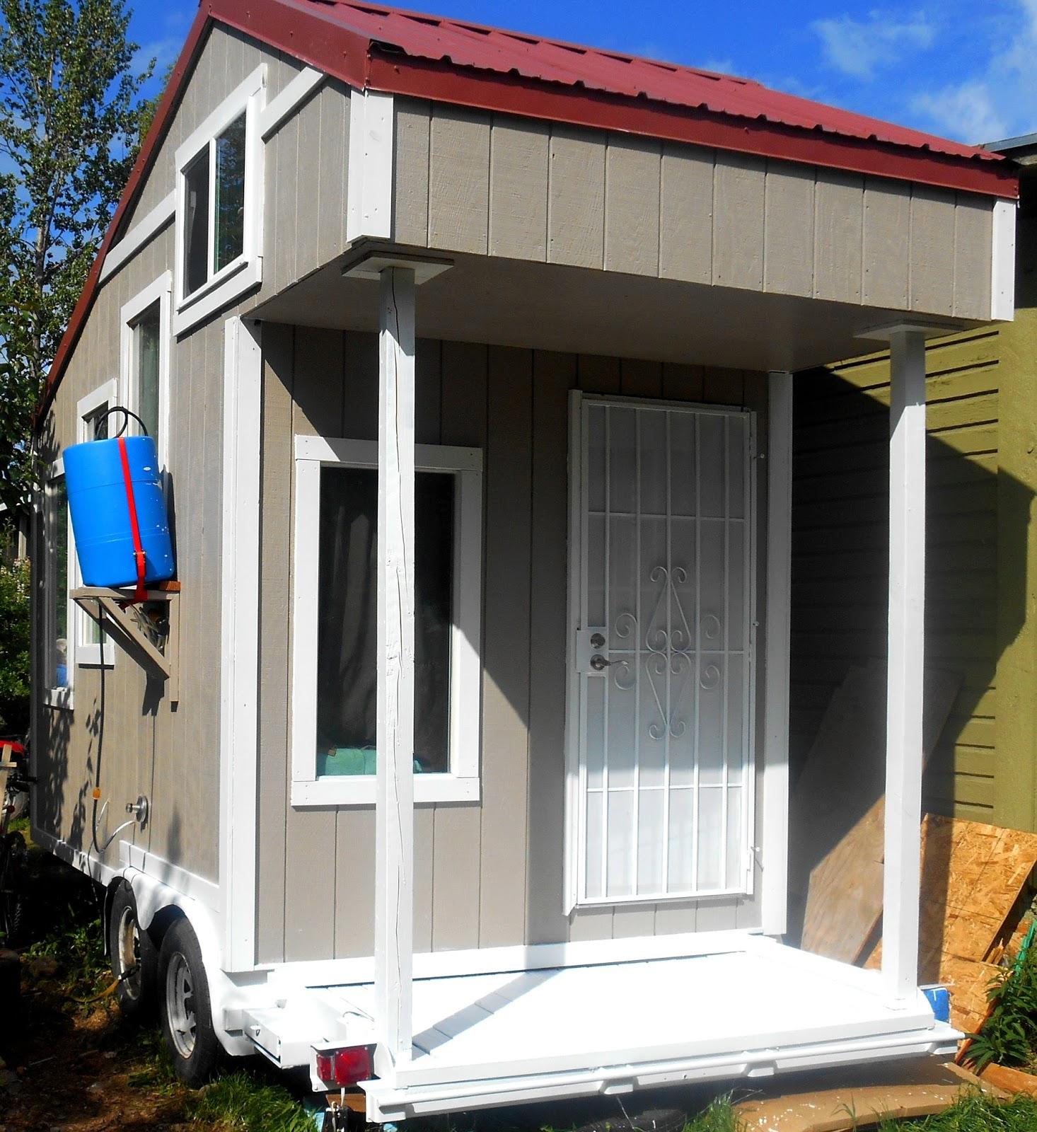 The Tiny House Wife An Urban Homestead Blog How to Build a Tiny