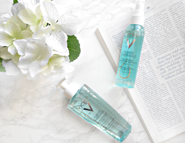 My Thoughts On Vichy Products