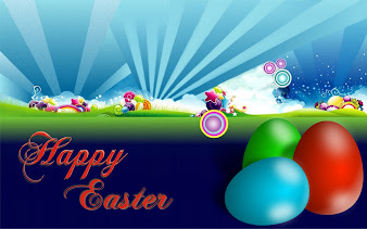 #8 Happy Easter Wallpaper