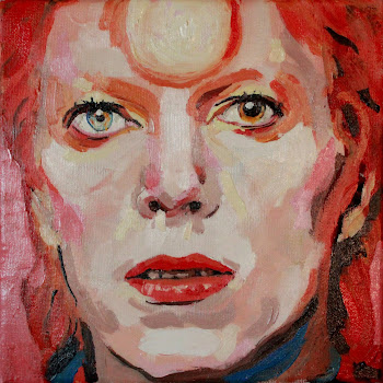 Bowie pintor