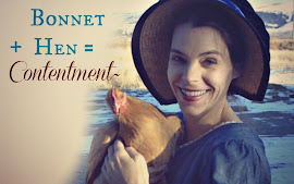 Bonnet + Hen = Contentment