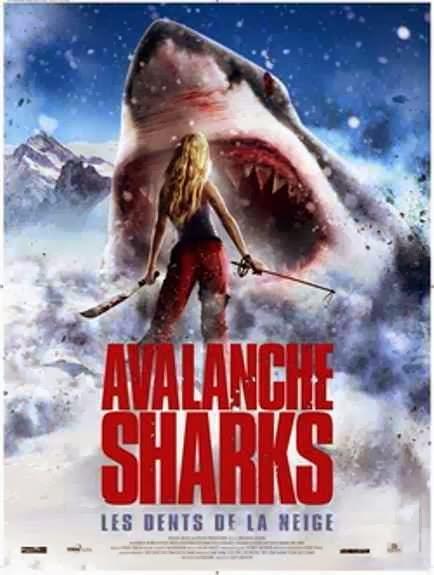 xem phim Cá Mập Núi Tuyết - Avalanche Sharks