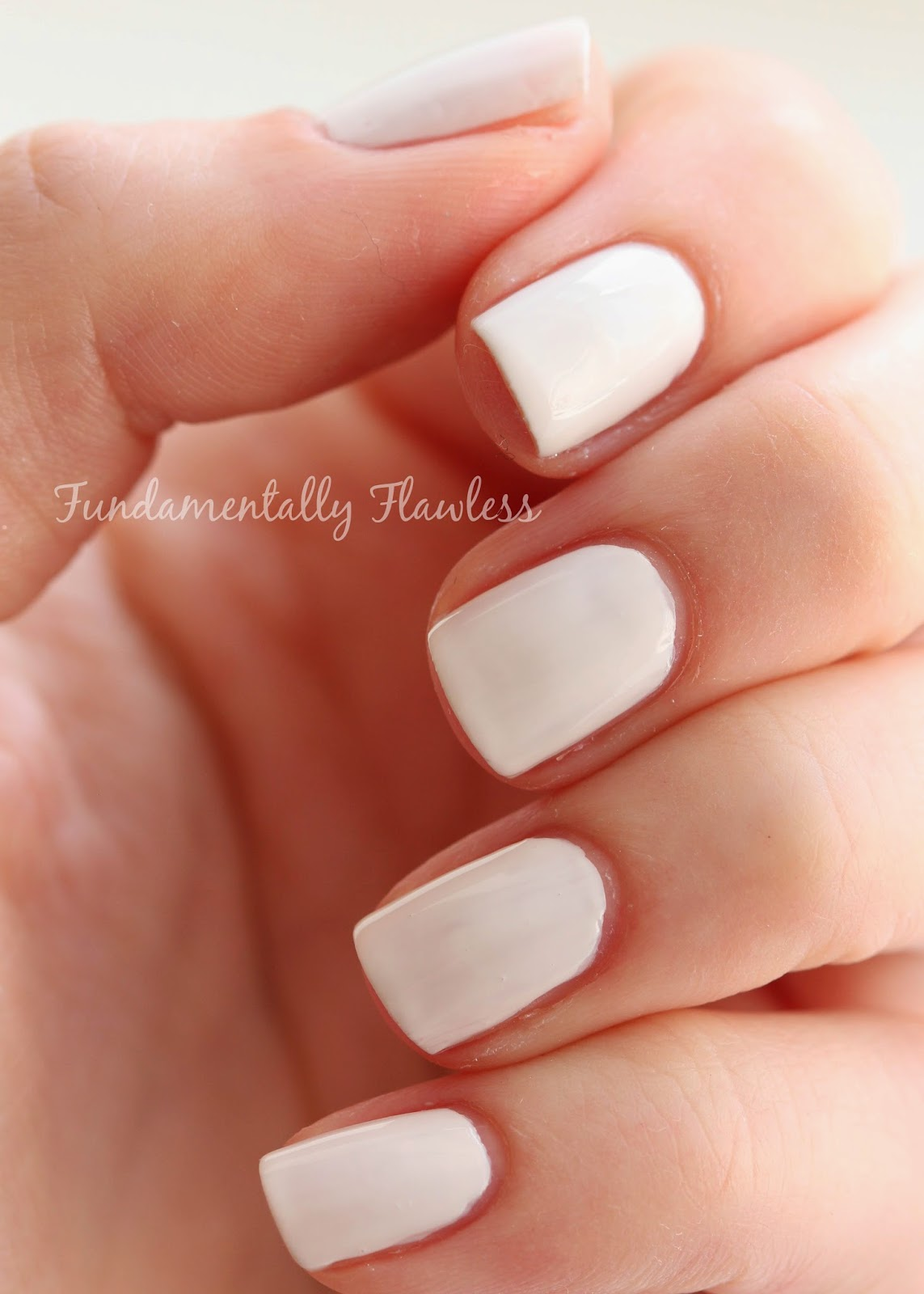 Models Own Coconut Cream swatch