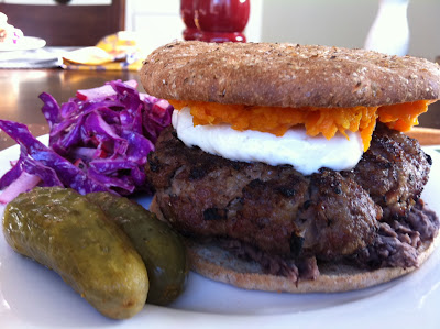 A revolution burger without the revolution