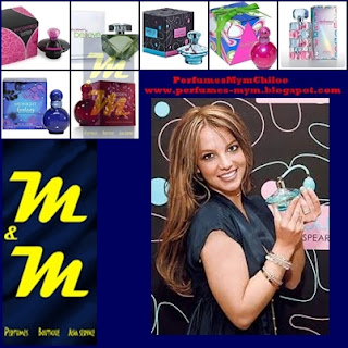 PERFUMES BRITNEY SPEARS