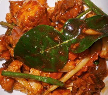 resepi ini aku sanggup saat aku berkunjung ke rumah saudara di kuala lumpur Resepi Ayam Masak Paprik Ala Thai Paling Sedap