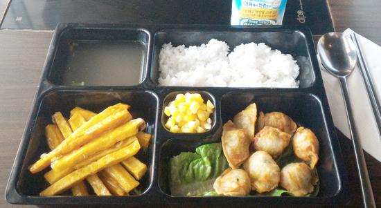 Bulgogi Brothers Kiddie Meal Mini Dumpling
