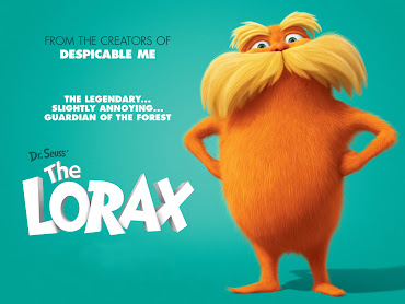 #2 The Lorax Wallpaper