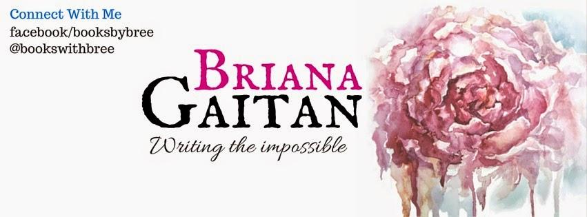 Author Briana Gaitan