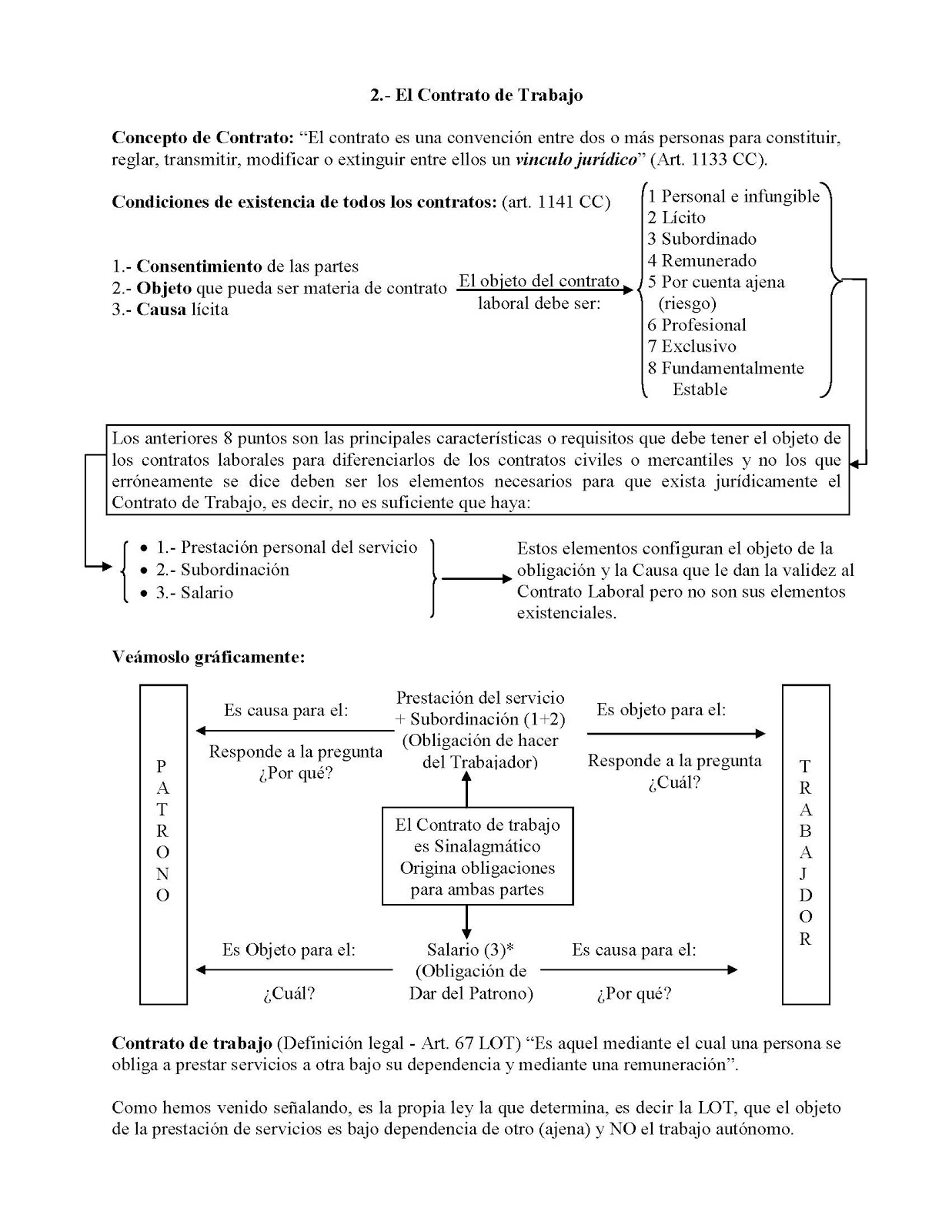 Mundo Jurídico - Manuel Antonio Azancot Carvallo: CONTRATO DE ...