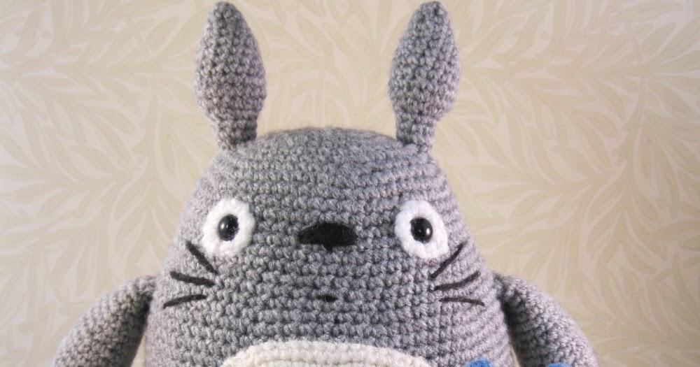 Amigurumi Totoro : Lucyravenscar crochet creatures all the totoros