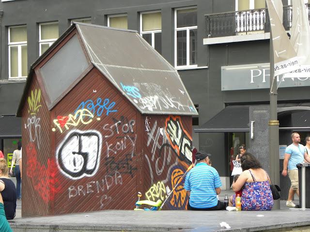 Vandalisme Antwerpen