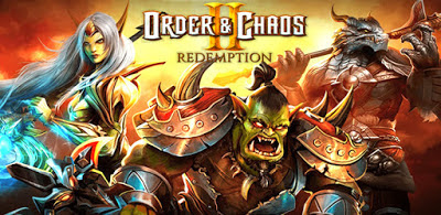 Order & Chaos 2 Redemption 1.0.2a Mod Apk + Data-screenshot-1