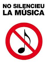 No silencieu la música a les aules