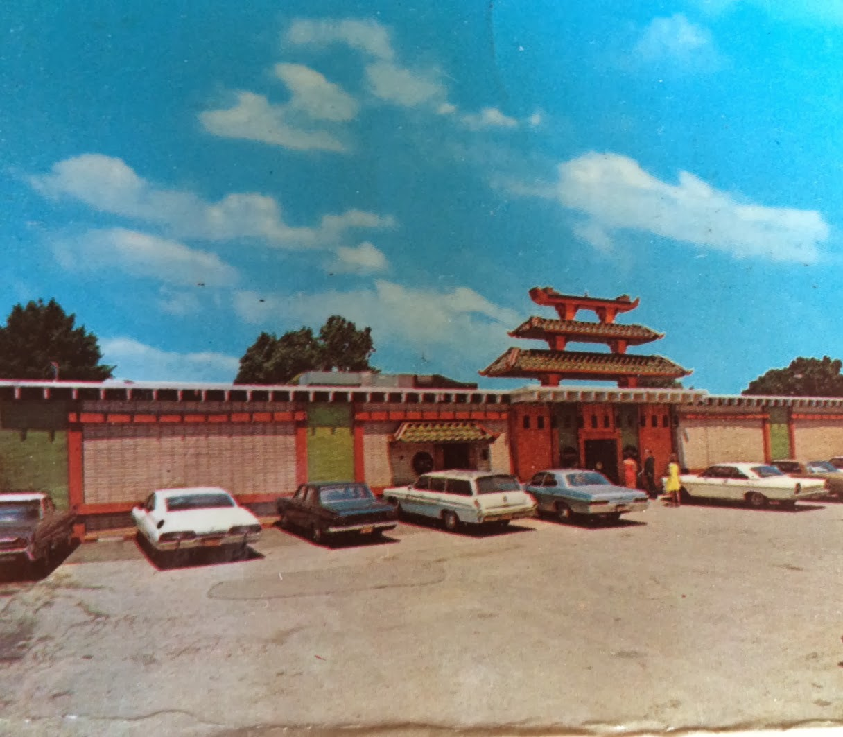 CHARLOTTE EATS: The Oriental Restaurant **HALL OF FAME EATERY**